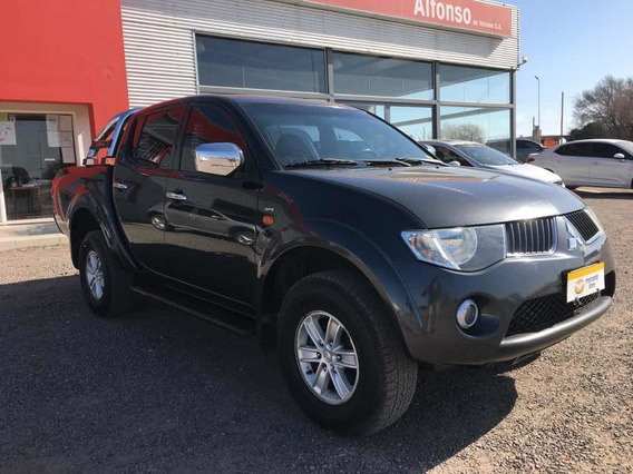 Mitsubishi L200 3.2 Cab Doble 4wd Cr 165cv At 2011
