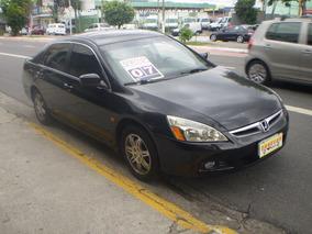 Honda Accord 3.0 V6 Ex 4p 2007 Aut. Completo + Teto