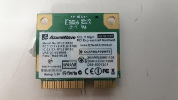 Placa Wireless Wifi Azurewave Aw-ne104h