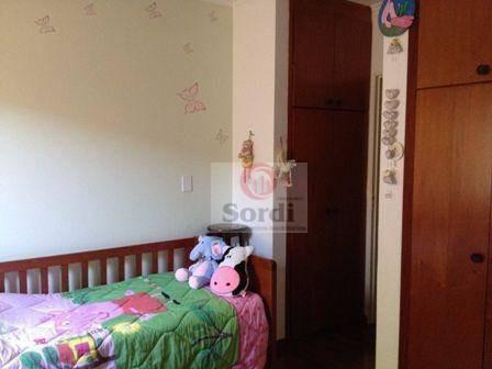 Apartamento Residencial À Venda, Jardim Paulistano, Ribeirão Preto. - Ap1756