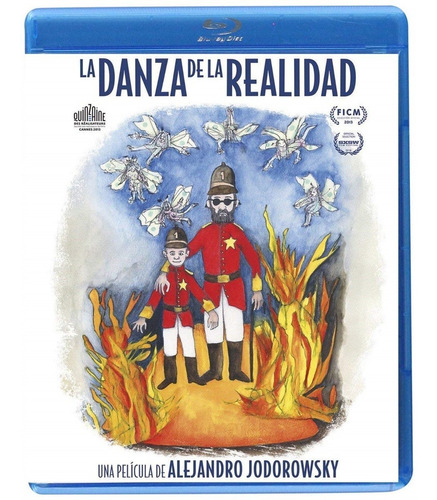 La Danza De La Realidad Alejandro Jodorowski Blu-ray