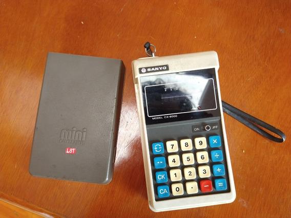 Calculadora Sanyo Cx-6000