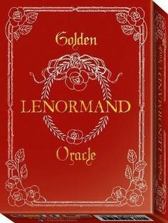 Oráculo Golden Lenormand (libro + Cartas), Lo Scarabeo