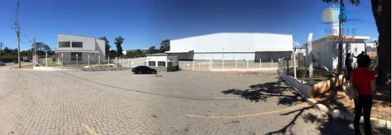 Galpão Industrial Para Locação, Parque Dos Cafezais Ii, Itupeva. - Ga0223