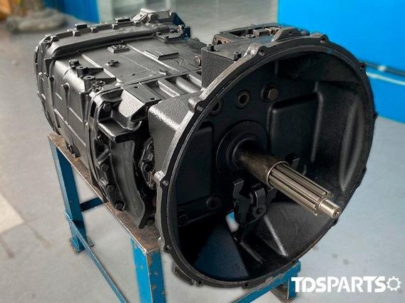 Cambio Zf 16s-1650 Direct Drive (revisada)