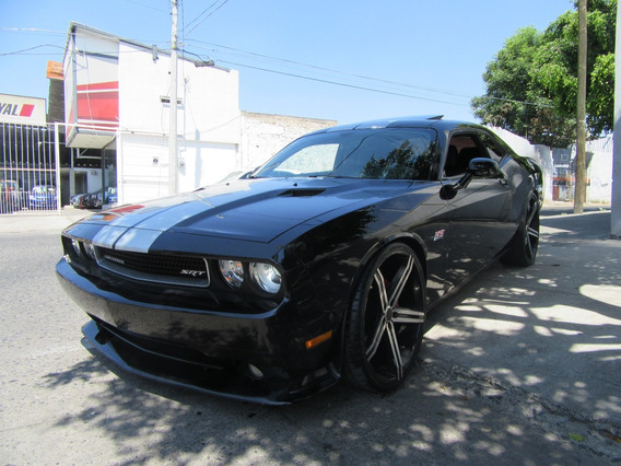Dodge Challenger 2011 6.4 Srt 8 392 V8 Gamuza/piel Qc At