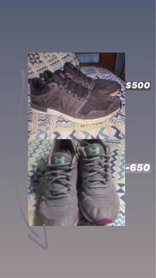 Zapatillas DeportivasUnder Armour Y Rebollar Originales