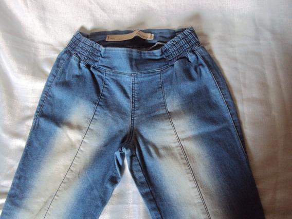 Calça Jeans Feminina Hering Tamsnho P