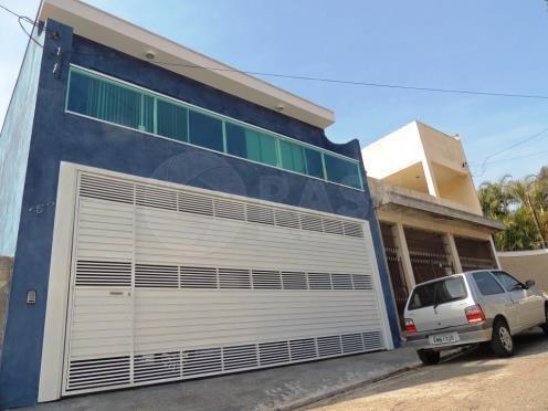 Sobrado À Venda, 350 M² Por R$ 1.800.000 - Campo Limpo - São Paulo/sp - So0001