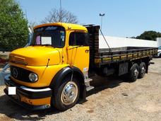 Mercedes-benz Mb 1113 Truck Carroceria