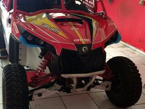 Utv Maverick Xds 1000 Turbo - Can-am - Brp - Rally - 4x4