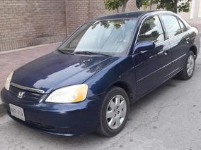 Honda Civic Lx Sedan 5vel Mt 2002