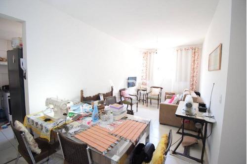 Imagem 1 de 17 de Apartamento Com 2 Dormitórios À Venda, 50 M² Por R$ 175.000,00 - Pimenteiras - Teresópolis/rj - Ap0422