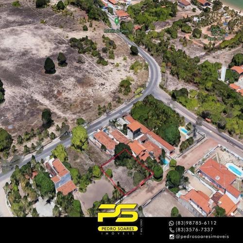 Imagem 1 de 3 de Terreno À Venda, 700 M² Por R$ 650.000 - Penha - João Pessoa/pb - Te0194