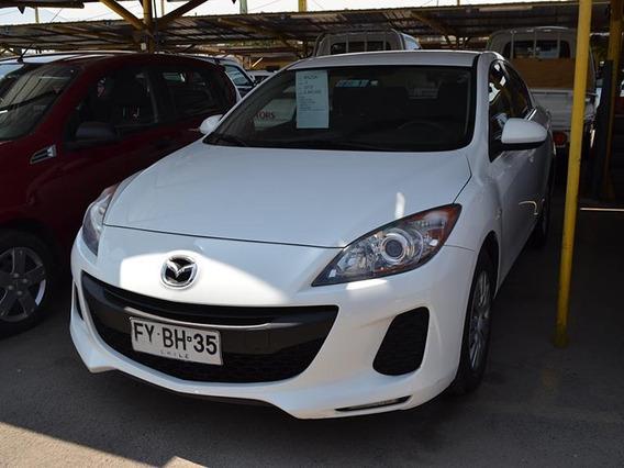 Mazda 3 Mt 2013
