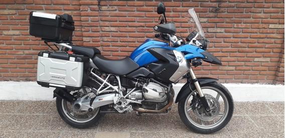 Bmw R 1200 Gs Permuto Dolar Billete Qr Motors