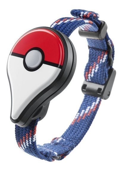 Pokemon Go Plus Banda Pulsera