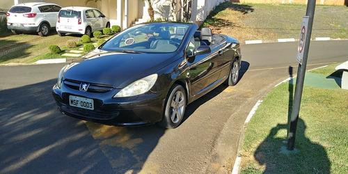 Peugeot 307 Cc Conversivel 2005 2.0 Aut. 2p