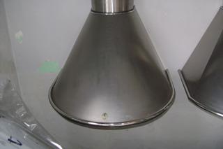 Campana Semicircular C/ Filtro De Carbon Activado S/salida