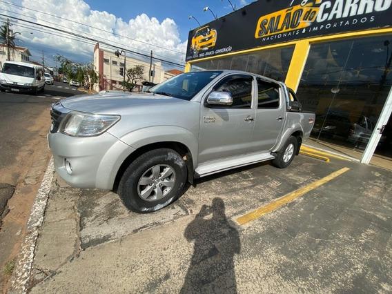 Toyota Hilux 2013 3.0 Srv Top Cab. Dupla 4x4 Aut.