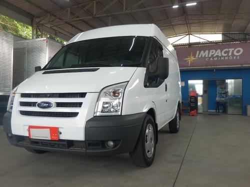 Imagem 1 de 15 de Furgão Ford Transit - Único Dono Motor Com 66.893 Km Rodados