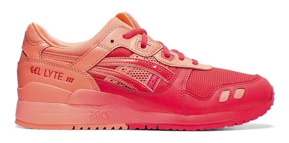 Zapatillas Lifestyle Asics Gel-lyte Iii Mujer 1192a138 In