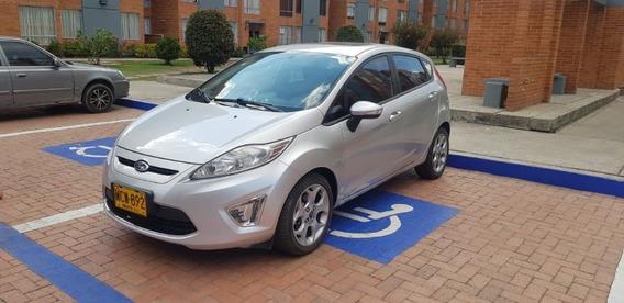 Ford Fiesta 1.6 Hb 2012