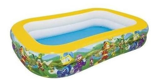 Piscina Inflable Familiar Mickey Bestway, 91008