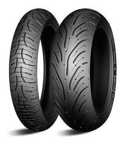 Cubierta Michelin Pilot Road 4 190/50 17 Bamp Group