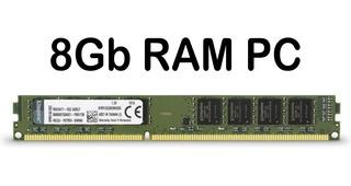 8gb Ram Pc