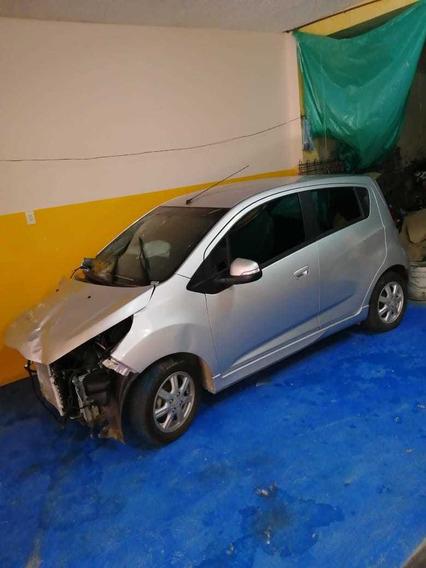 Vendo Chevrolet Spark Gt Premier Chocado Prende Y Anda
