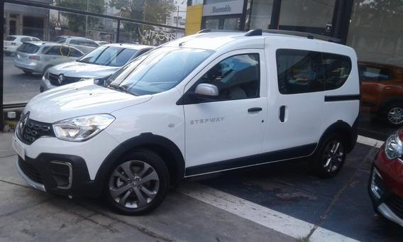 Renault Kangoo 1.5 Dci Stepway Financia Tasa 0% (ap)