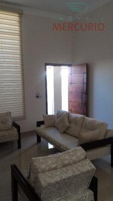 Casa Residencial Para Locação, Jardim Terra Branca, Bauru. - Ca2281