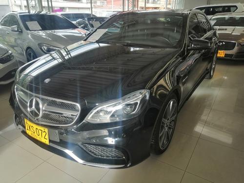 Mercedes-benz Clase E 2016 5.5 Amg