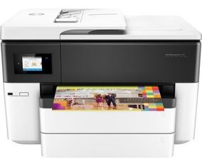 Impressora Multifuncional Hp Pro 7740 A3 1 Ano Garantia + Nf