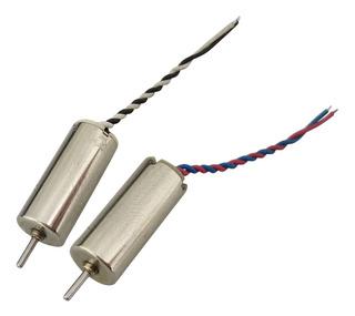 2pcs Motores Cw Ccw Drone Repuesto Eléctronico Durable Para
