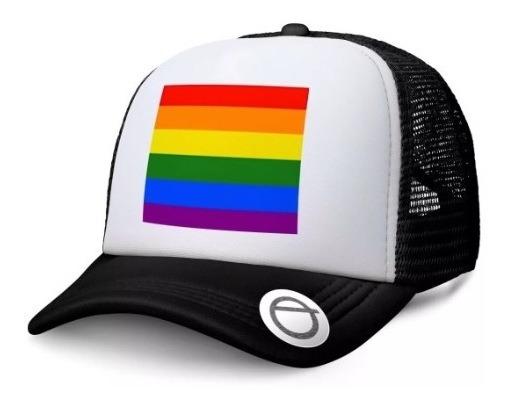 Gorra Bandera Gay, Lgbt