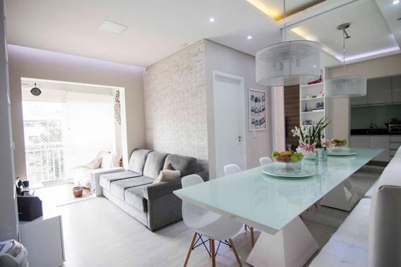 Apartamento Em Vila Leonor, Guarulhos/sp De 62m² 2 Quartos À Venda Por R$ 423.000,00 - Ap445475