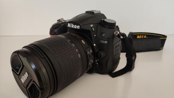 Nikon D7000 - Impecável