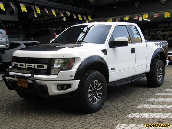 Ford F-150 Raptor 6200 Cc At