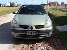 Renault Clio 1.6 Autentique 2004 Gnc