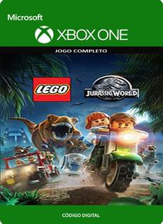 Lego Jurassic World Xbox One Código 25 Dígitos Original