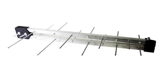 Antena Externa Tv Prismatic Log8 Super Qualidade De Sinal