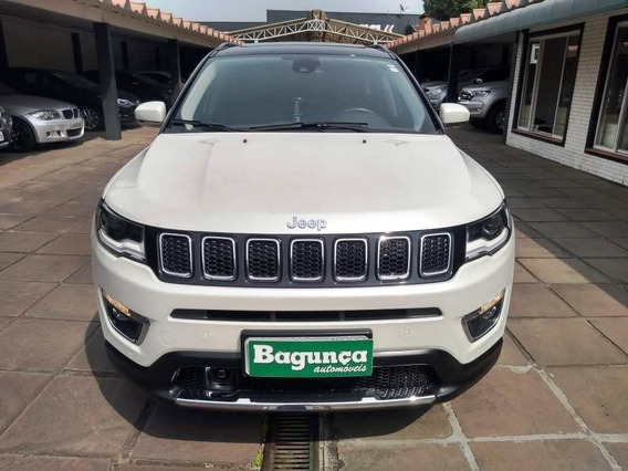 Jeep Compass Limited 2.0 Vvt