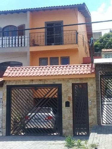 Sobrado À Venda, 167 M² Por R$ 900.000,00 - Vila Alpina - São Paulo/sp - So1399
