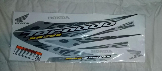 Vendo Sticker Honda Tornado