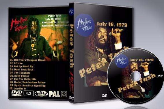 Dvd Peter Tosh - Montreux Jazz Festival 1979