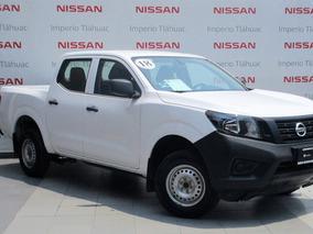 Nissan Np300 2.5 Doble Cabina S Pack Seg Mt, Buenisima *