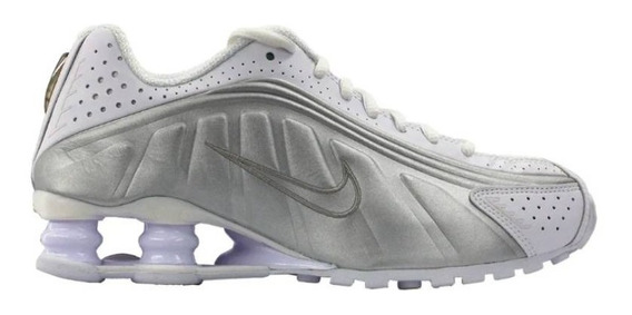 Tênis Feminino Nike Shox R4 Ar3565-101
