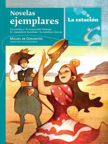 Imagen 1 de 1 de Novelas Ejemplares - Estación Mandioca -